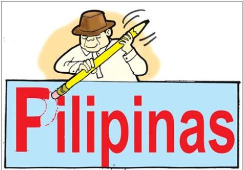 Pilipinas vs Filipinas (in defense of the KWF)